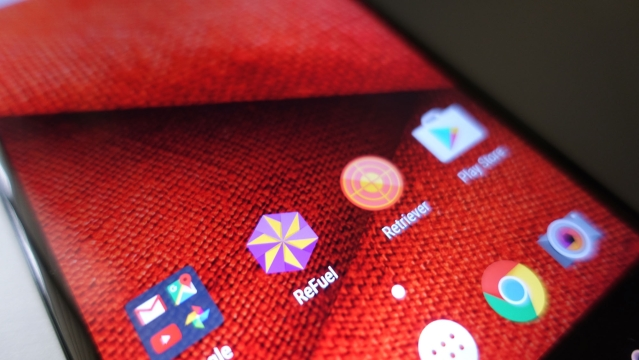 Software on the overdrive with Creo Mark 1. (Photo: <b>The Quint</b>/@2shar)
