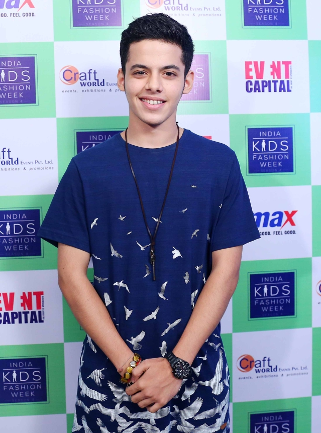 Darsheel Safary of <i>Taare Zameen Par</i> fame (Photo: Yogen Shah)