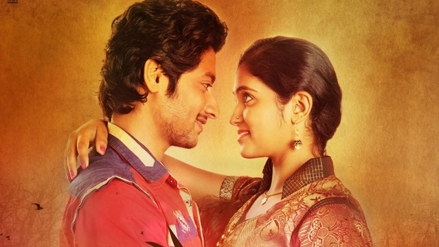 A poster of <i>Sairat</i>, the Marathi hit whose Hindi remake <i>Dhadak</i> is set to release soon.