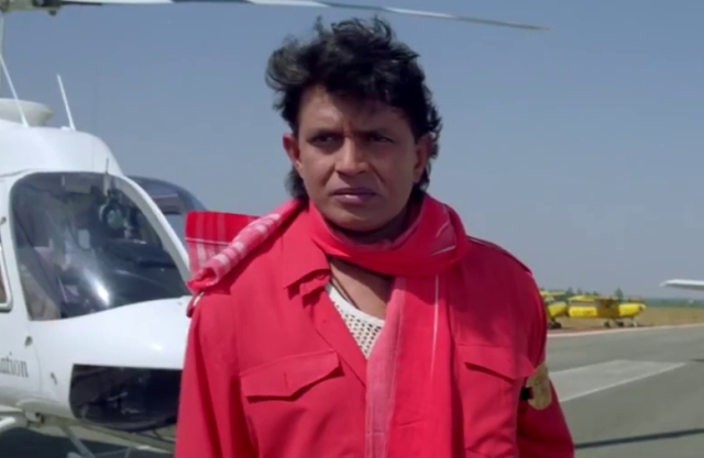 The one and only Mithun Chakraborty