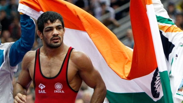 File picture of Sushil Kumar