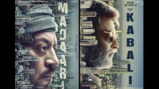 <i>Madaari</i> vs <i>Kabali</i>