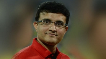 File photo of Sourav Ganguly.