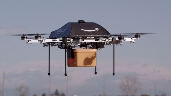 Rules are expected to free the benefits of the new technology. (Photo: Amazon)