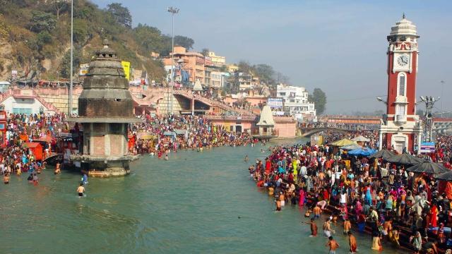River Ganga at Haridwar. (Photo: iStock Photos)