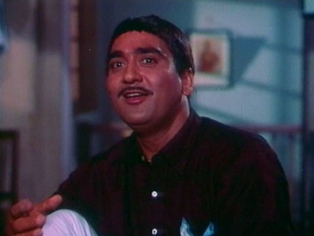 Dutt won hearts with  the portrayal of his character Bhola in <i>Padosan</i>