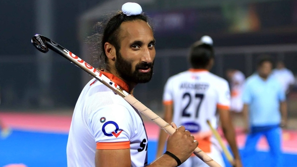Sardar Singh will be leading the Indian men's hockey team at the 27th Sultan Azlan Shah Cup.