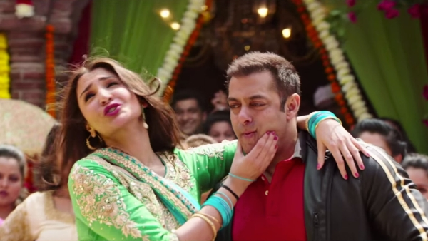 Anushka Sharma and Salman Khan in <i>Sultan</i>