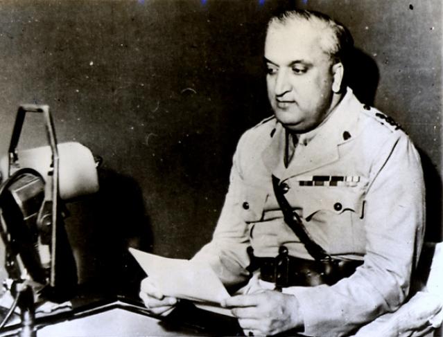 Maharaja of Kashmir, Hari Singh (1895 - 1961) . (Photo: Wikimedia Commons)