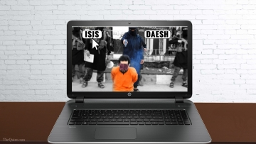 ISIS gets clicks, and the internet loves clicks.