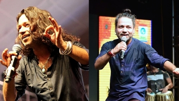 Kailash Kher turns  45 today.