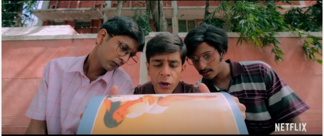 A still from Brahman Naman. (Photo Courtesy: Youtube Screen grab)
