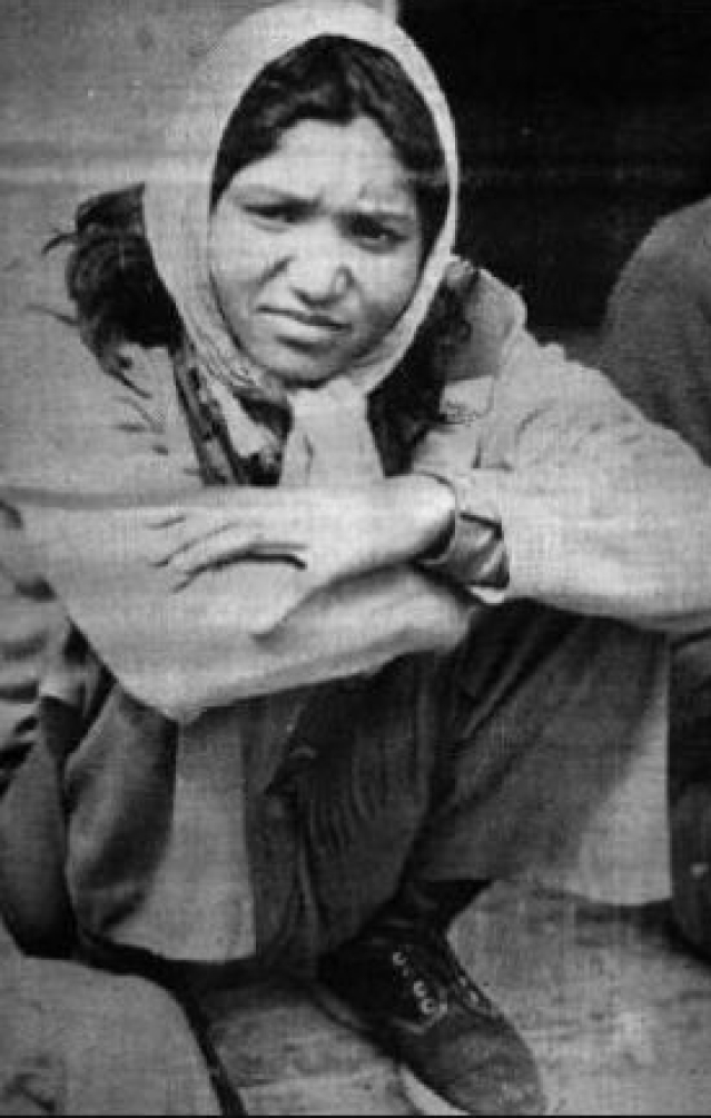 "When Phoolan Devi was 11, she staged a dharna when her cousin sold the family's land. Only when she was dragged by the elders in the family did she budge. (Photo Courtesy: Twitter/<a href=""https://twitter.com/evecam37"">@Evecam37</a>)"