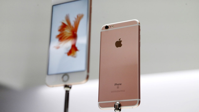 Apple iPhone 6S. (Photo: Reuters)