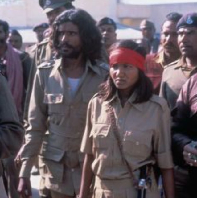 "The story goes that after the death of her lover Vikram Mallah, dacoits of a rival gang brought Phoolan Devi to Behmai. Until then, she was a part of dacoit gang, but had yet to emerge as a leader herself. (Photo Courtesy: Twitter/<a href=""https://twitter.com/evecam37"">@Evecam37</a>)"