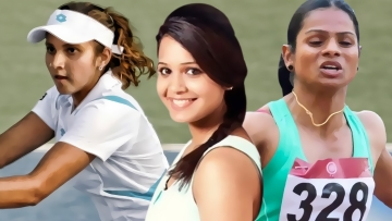 The Indian women athletes who have fought battles against sexism and emerged victorious. (Photo: Rahul Gupta/ <b>The Quint</b>)