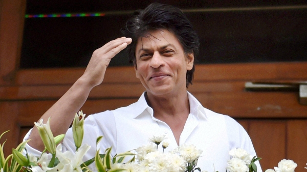 Actor Shah Rukh Khan wishes his fans on Eid.