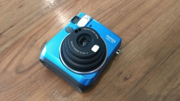 Fujifilm Instax Mini 70. (Photo: <b>The Quint</b>)