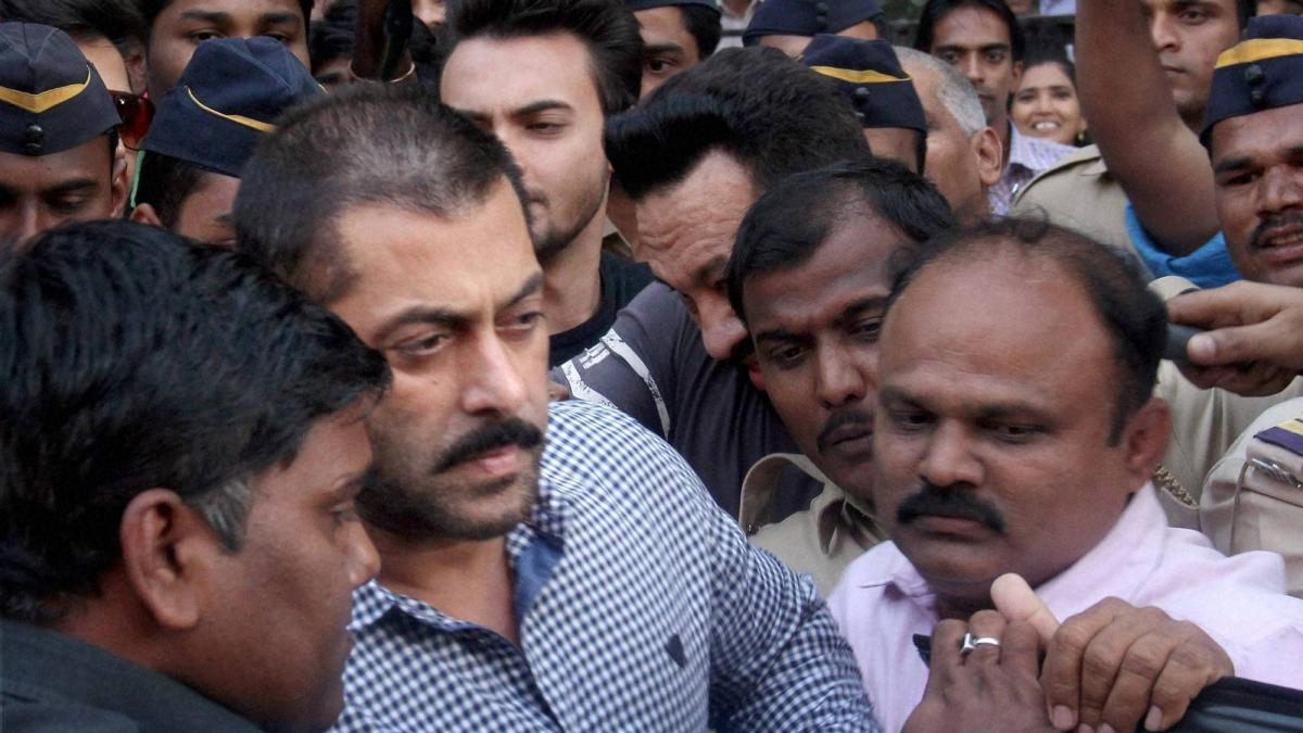 Salman Khan allegedly shot two blackbucks. (Photo: PTI)