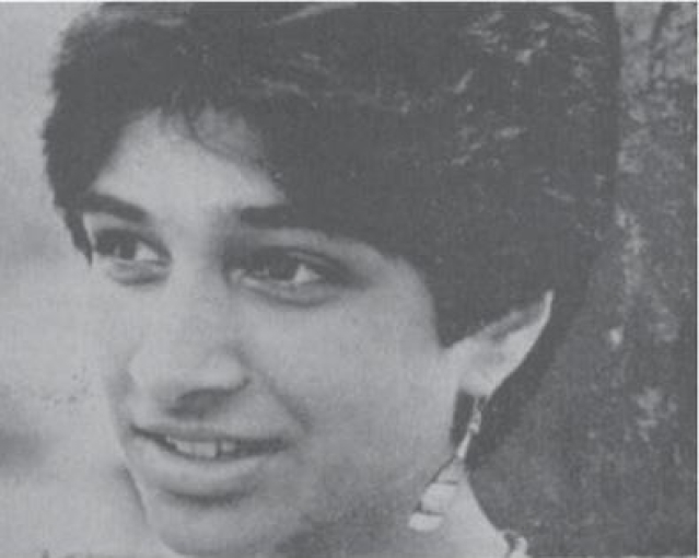 "Sohaila Abdulali was raped at the age of 17 in Bombay. Anguished by the stigma attached to rape survivors, she wrote a fiery article in a journal arguing that rape is never the responsibility of the woman. She is now a writer, activist and a columnist. (Photo: Twitter/<a href=""https://twitter.com/hevale_beyan"">@hevale_beyan</a>)"
