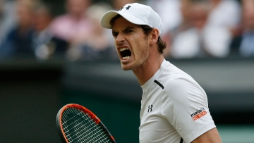 Andy Murray. (Photo: AP)