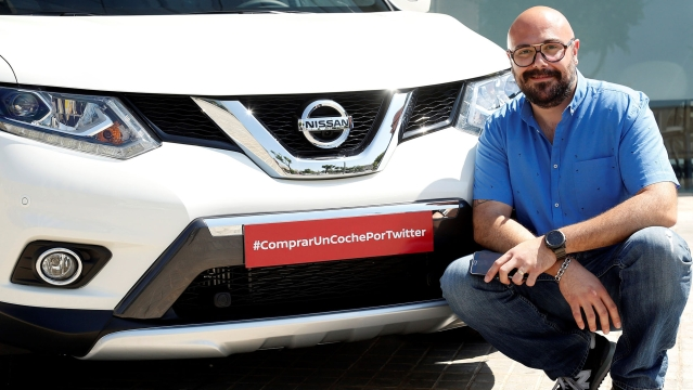 "The proud owner of the Nissan X-Trail. (Photo Courtesy: <a href=""http://www.newsroom.nissan-europe.com/uk/en-gb/Media/RelatedImages.aspx?mediaid=147858"">Nissan</a>)"