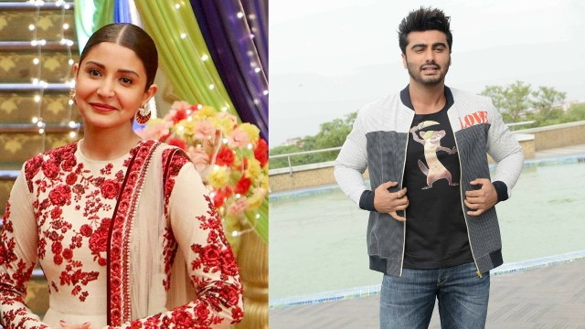 Anushka Sharma and Arjun Kapoor might work together in a film (Photo: Yogen Shah)