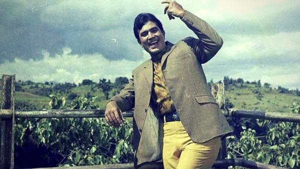 Rajesh Khanna in a scene from <i>Kati Patang. </i>