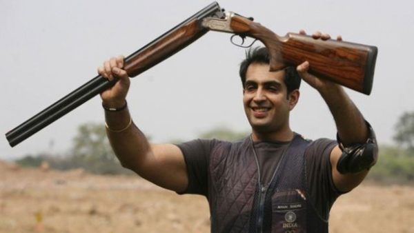 Former world champion Manavjit Singh Sandhu will lead the line for India at the ISSF Shotgun World Cup in Mexico from 19 March.