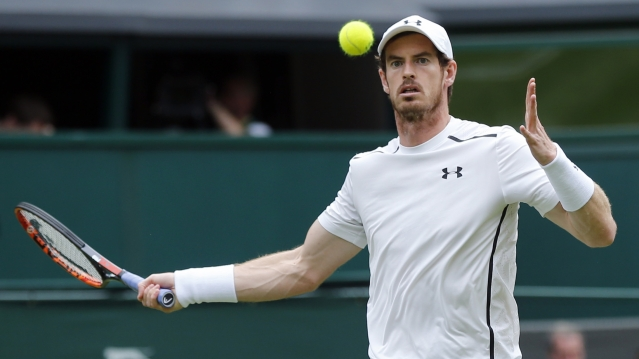 Andy Murray was at his devastating best. (Photo: AP)