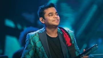 """AR Rahman. (Photo Courtesy: Facebook/<a href=""""https://www.facebook.com/arrahman/posts/10153651551231720:0"""">AR Rahman</a>)"""
