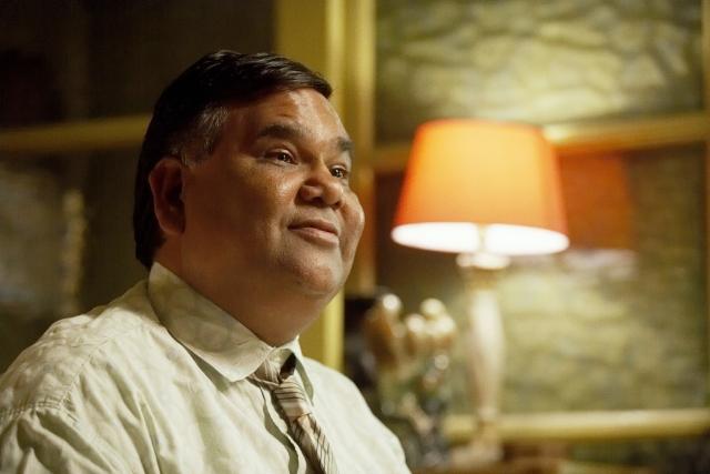 Satish Kaushik in a still from <i>Brick Lane</i>. (Photo Courtesy: Ruby Films)