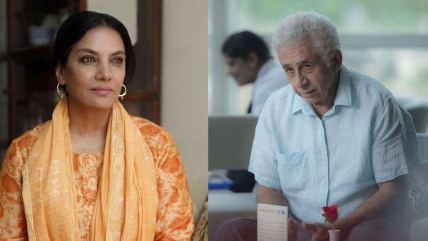 Shabana Azmi gets candid about co-star and friend Naseeruddin Shah.