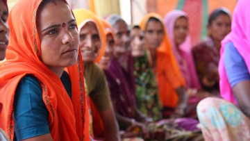Uttar Pradesh, Rajasthan and Bihar are the worst states to be a woman. (Photo: Indiaspend)