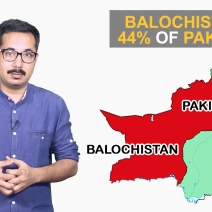 DeQoding Balochistan and why it makes matters worse for India and Pakistan. (Image: Kammamjiit Kainth)