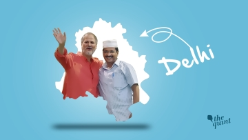 Amid months of turf-war between the Centre and the Delhi government, Delhi's full statehood demand should be considered. (Photo: <b>The Quint</b>)