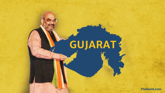 Amit Shah will have to recover the Dalit, Muslim and Patidar vote to save face in Gujarat.