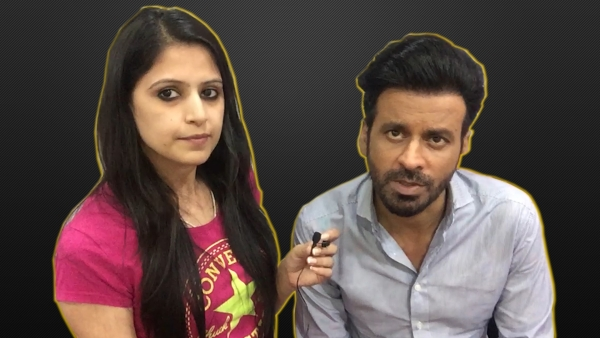 <b>The Quint</b>'s Muskan Sharma spoke to actor Manoj Bajpayee during the promotion of his upcoming film 'Budhia Singh: Born to Run'. (Photo: altered by <b>The Quint</b>)