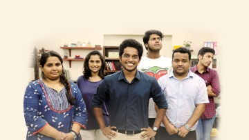 """<i>The Better Life Foundation</i> is the funniest show in India. (Photo Courtesy: Twitter/<a href=""""https://twitter.com/AllIndiaBakchod"""">AIB</a>)"""