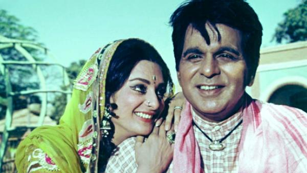 How Did Saira Banu Win Over Her 'Kohinoor' Dilip Kumar?