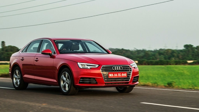 Audi A4 offers comfort with latest in tech. (Photo Courtesy: Motorscribes)