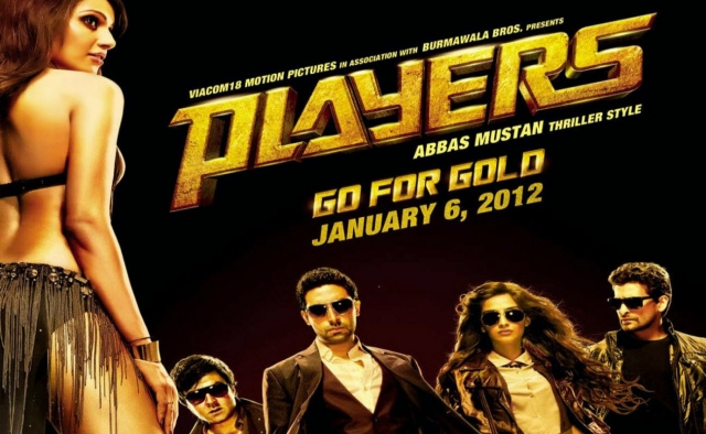 <i>Players </i>directed by Abbas Mustan and produced by Viacom18 was an official remake of <i>The Italian Job.</i>