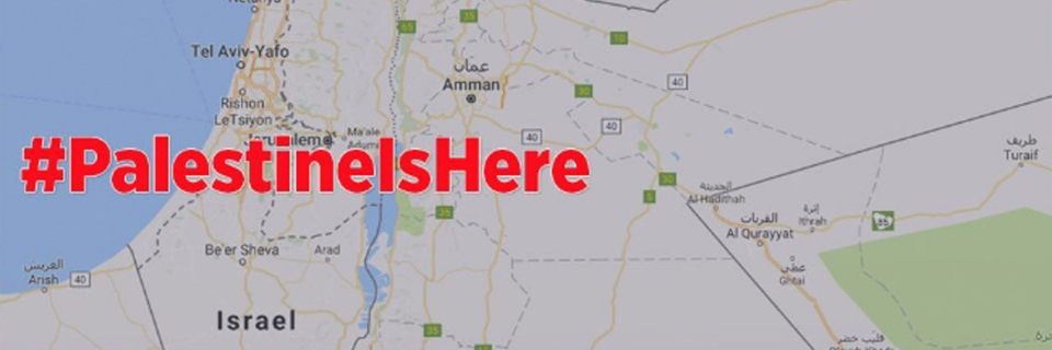 Mapping Palestine: How Google Chose to Not Label a Conflict Zone ...