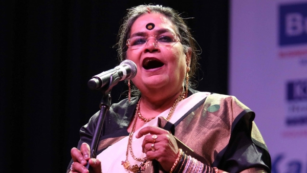 Singer Usha Uthup is all praise for her Saat Khoon Maaf co-actor Priyanka Chopra and send her musical wedding wishes.