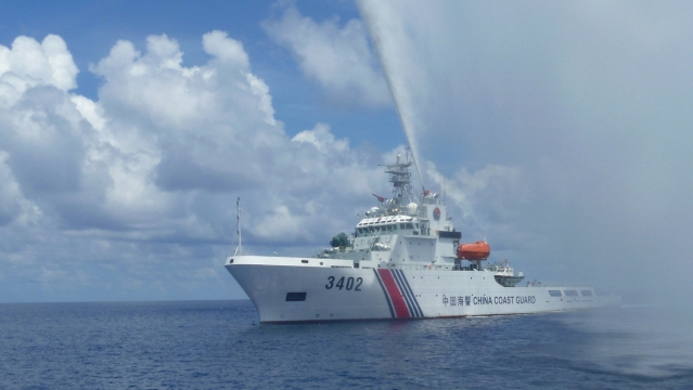 The Hague rejected China's claims to economic rights across large swathes of the South China Sea in a verdict in July 2016.
