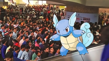 Pardon Pokemon Go and me for 'phubbing' you. (Photo: <b>The Quint</b>)