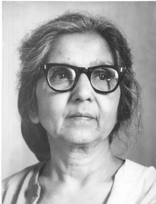 Aruna Asaf Ali.