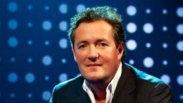 "British journalist and television personality Piers Morgan. (Photo: Twitter/<a href=""http://https://twitter.com/piersmorgan"">PiersMorgan</a>)"
