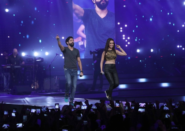 Farhan and Shraddha have both sung their own songs in the film. (Photo: Yogen Shah)