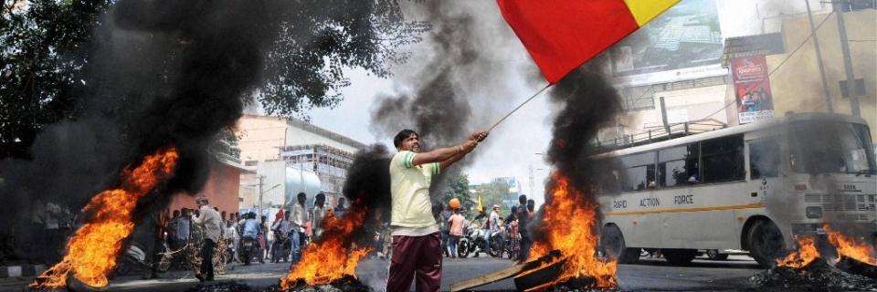 Cauvery Issue: Bengaluru Police Lift Curfew, Sec 144 Still